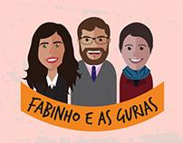 Identidade Visual // Fabinho e as Gurias