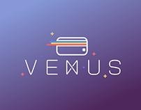 #VENUS-logo design