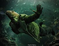 Freedom underwater