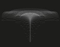 Geometric Floral Pattern Series