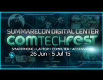 COMTECHFEST by Summarecon Digital Center (SDC)