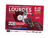 Mountain Bike UCI Word Cup - Lourdes