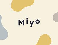 Miyo Children's Branding