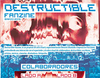 Destructible fanzine (Descargable)