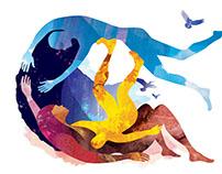 Creation myth: Rangi & Papa
