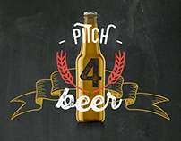 Pitch 4 Beer
