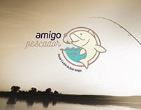 Amigo Pescador | Logotipo