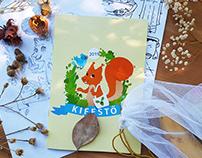 Environmental Coloring book for kids