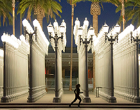 Nike Women at LACMA + Beverly Hills