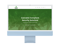 Cannabis Compliant Security Solutions Website