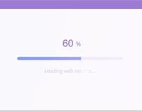 loading progress