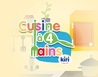 Kiri Cuisine à 4 Mains - Application iPad