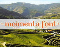 Moimenta Font