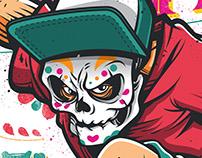 Skater hasta la Muerte 2017