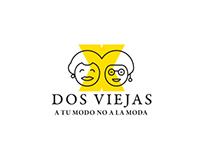 DOS VIEJAS |Diseño de marca y comunicación |