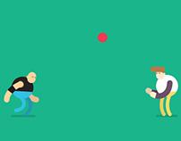 Ball Kick Animation
