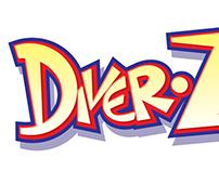 Logotipo DIVER Z