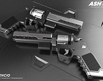 ASHTech - SILENCIO Revolver