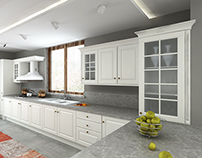 Villa Kitchen Design 2