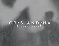 Cris Andina Fotografía // Logo Design