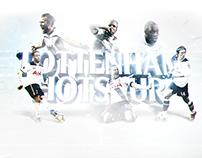 Tottenham Hotspur Generations Poster