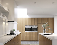 Modern Make Kitchen