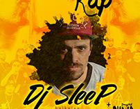 I Live Rap - Dj Sleep (Hkss) - Oxy Pub