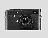 Leica Everything In Black And White (Nick Ertz Resound)