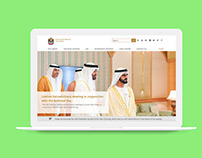 UAE Cabinet Website