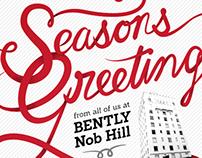 Seasons Greetings Email