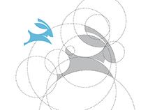 Logo Using Circle Guides