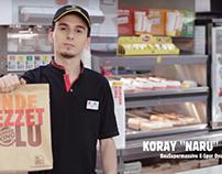 Burger King - Pro Gamer Menü Film