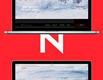 Novell Web Concept