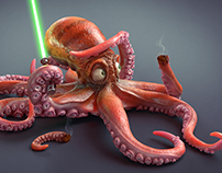 Luke Squidwalker