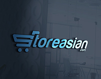 Logo Made for Storeasian.com