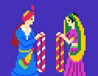 India in Pixels
