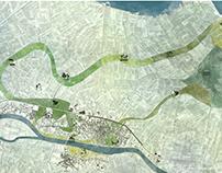 Corredor ecológico del delta del Ebro