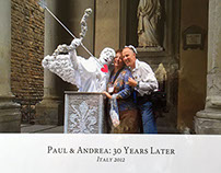 Book: 30th Anniversary in Italy