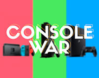 CONSOLE WAR - Reimaginando Games