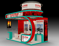 Cylingas booth design