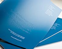 BCC praksis coaching centre branding & brochure