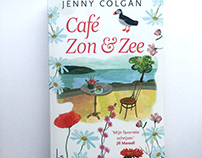 Illustrations for Jenny Colgans books