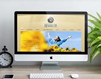 Espaço de Renascer Website