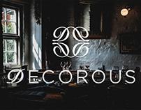 Decorous - UI Design Freelance work