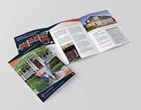 Strait Realty 6-Page Foldout Brochure