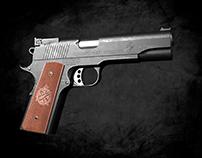 Colt 1911 RANGE OFFICER