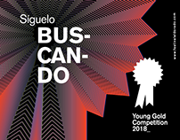 Síguelo Buscando_Young Golds competition 2018