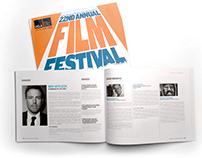 UCLA TFT 22nd Annual Film Festival Event Branding