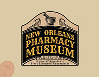 Environmental Design: New Orleans Pharmacy Museum
