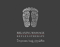 Reflexology Logo design